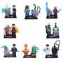 Minifigures Super Heróis - Jovens Titans - Coleção Completa