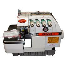 Maquina Overlock Industrial Feiyue Con Mesa Y Motor