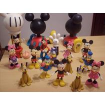 Adorno Torta La Casa De Mickey Mouse