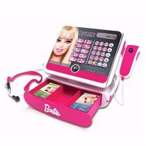 Caixa Registradora Da Barbie Original Intek