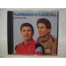 Cd Lourenço & Lourival- Eu Preciso De Você