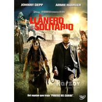 El Llanero Solitario The Lone Ranger Aventura Western Dvd