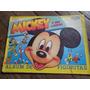 Album Figuritas - Mickey Y Sus Amigos - Cromy - 1990