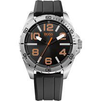 Relógio Masculino Hugo Boss 1512943 Borracha Black