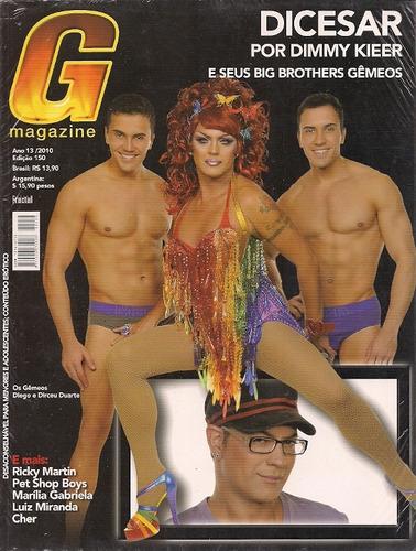 Resultado de imagem para Diego e Dirceu Duarte G Magazine