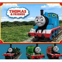 Kit Imprimible Thomas Y Sus Amigos Fiesta Cumpleaños 2x1