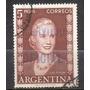 Argentina 1951 Presidencia De La Nacion Evita Gj N* 825