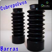 Cubrepolvos Barras Suspension Retro Cafe Racer Moto Ws150