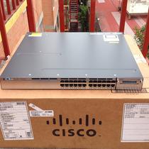 Switch Cisco Ws-c3750x-24p-s Nuevo 24 Puertos Poe Gigabit