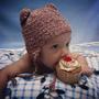 Gorros Tejidos En Crochet Para Bebes,niños Y Niñas