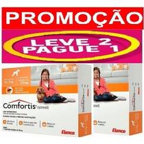 Combo Anti Pulgas Comfortis De 4,5 A 9 Kg