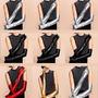Luvas Metalizadas Vinil Clubwear Nightclub Boate Polidance