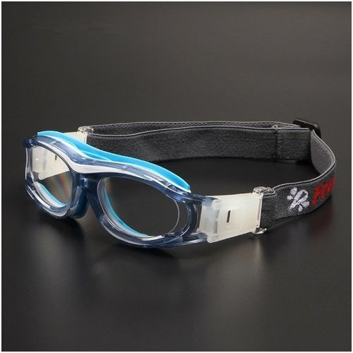 f1b4aadd4fa00 Óculos Proteção Infantil Futebol + Case Aceita Lente De Grau - R  202