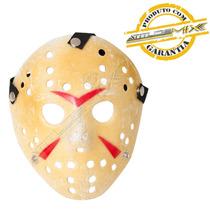 Máscara Jason Sexta Feira 13 Haloween Festa Fantasia