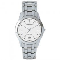 Relógio Orient Mbss1004 B1sx Prata Masculino - Refinado