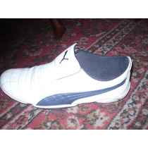 Zapatillas Puma ( Blancas ) : 43-44