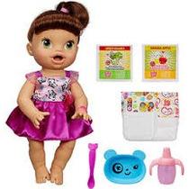 Baby Alive Hora De Comer Morena - A8346 Hasbro