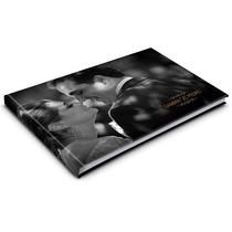 Álbum Fotografias Aniversário Casamento 20x25 20 Lâminas