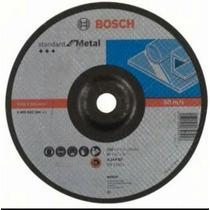 Disco 9 Corte Metal Acero Bosch 2608603162 Esmeriladora Fier