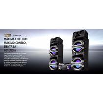 Nuevo Estéreo, Mini Componente, Panasonic Sc-max370