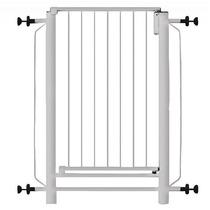 Grade De Proteção P/ Bebes Caes Porta Portao Cercado 70cm