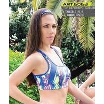 Top Deportivo Shedyl Aerobics 6063