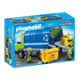 Playmobil 6110 City Action Camion De Reciclaje