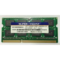 Memória 4gb Ddr3 1066/1067 Mhz Note -macbook- Imac- Mac Mini