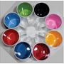 Caneca De Polímero C/ Interno Colorido P/ Sublimação - 24un