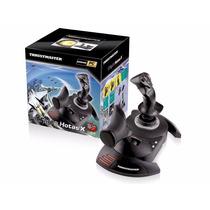 Joystick Pc T.flight Hotas X Thrustmaster 2 Em 1 Pc E Ps3 !