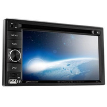 Central Multimída Dvd 2 Din Evolve Bluetooth Mirrorlink P332
