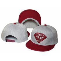 Boné Original Aba Reta Snapback Diamante Promoção