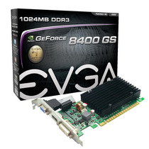 Placa De Vídeo Gpu Geforce 8400gs 1gb Hdmi Dvi Vga Evga