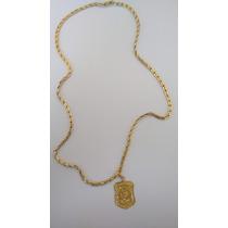 Corrente Ouro18k 8.6g C/ Pingente R$ 1450,00 À Vista, Leia !