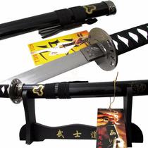 Espada Katana Kill Bill Com Suporte E Bainha