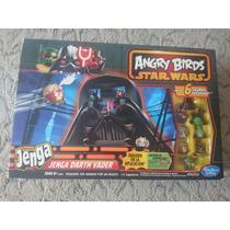 Jenga Angry Birds Star Wars Darth Vader Envío Gratis