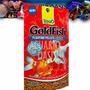 Tetra Goldfish Color 220g - Alimento De Flote Para Carassius