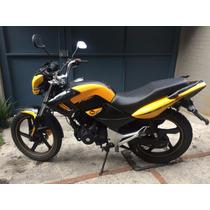 Motocicleta Italika Ft200 Modelo 2015