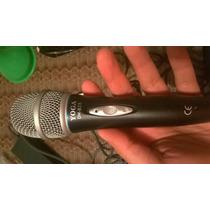 Microfono Yoga Para Karaoke Con 5 Mts De Cable