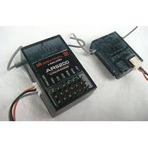 Receptor Ar6200 Spektrum Satelite Dx18 Dx9 Dx8 Dx7 Dx5 Dx6i