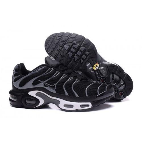 buy popular b6686 3b9e2 Zapatillas Nike Air Max Tn Grey Negro - Hermosas - S  369,00 en Mercado  Libre