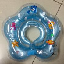 Boia Azul De Pescoço Para Bebe