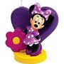 Minnie Mouse Vela Para La Torta O Cup Cake Decoracion