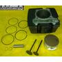 Cilindro Piston, Perno, Seguros, Aros Y Valvulas Daystar 250