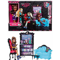 Clawdeen Wolf Loba Cafeteria Monster High