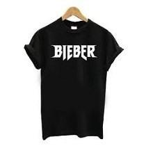 Remera Justin Bieber Bieber Purpose Tour