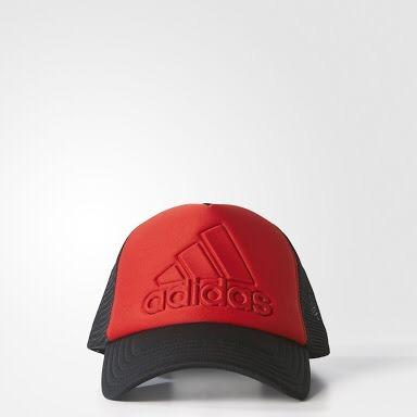 Gorra adidas Trucker Roja -   479.00 en Mercado Libre ce88f0d0d4b