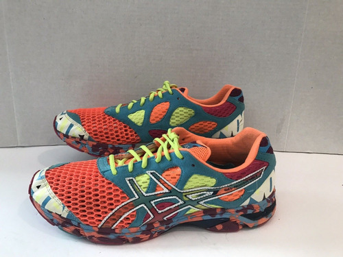 Gel Usados 500 Tri Noosa Zapatos Running Bs 7 Asics Originales 00 awPxqS5