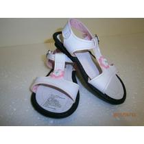 Sandalias Para Niña Talla 23 Franli