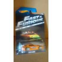 Hotwheels Fast And Furious Toyota Supra